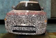 Tata H5X SUV Spyshots 3