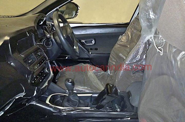 Tata H5X SUV Spyshots 5
