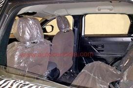 Tata H5X SUV Spyshots 6