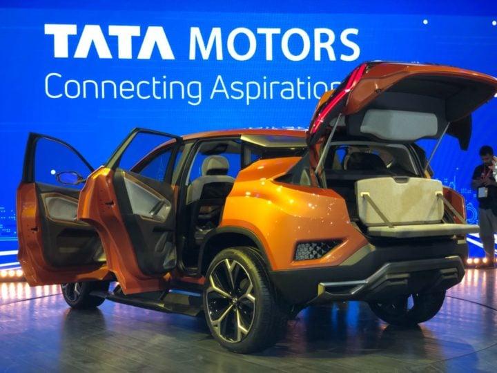 Tata H5x Premium Suv Concept Revealed Launch In 2018