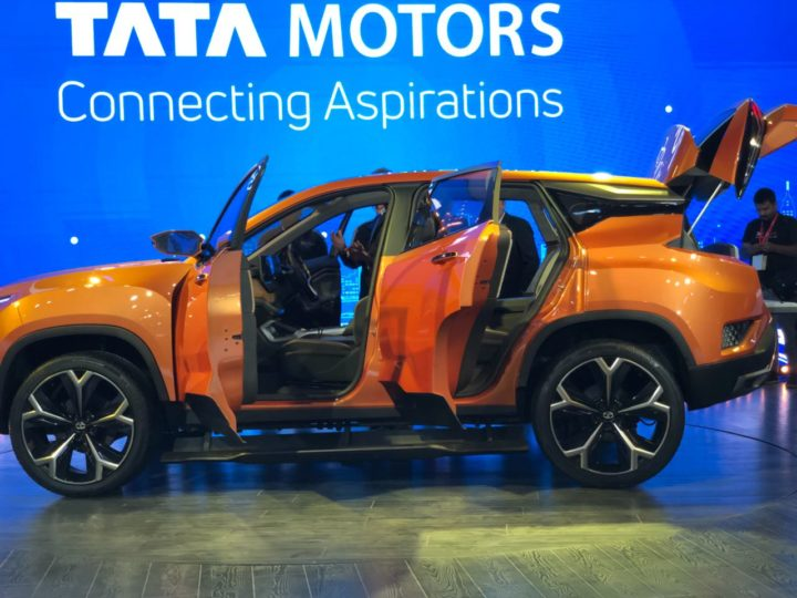 Tata H5x Premium Suv Concept Revealed Launch In 2018