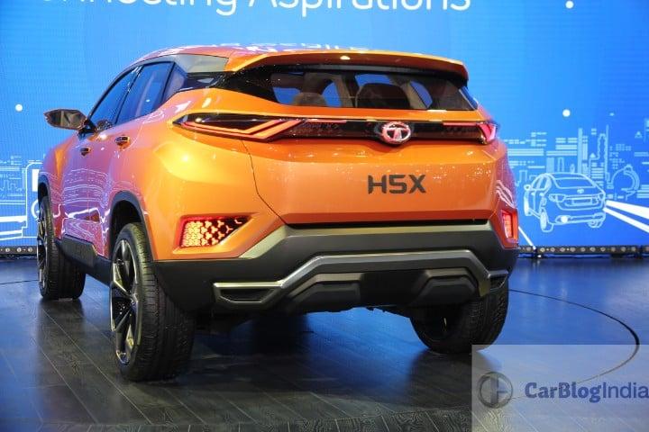 Tata H X Suv Concept Pictures