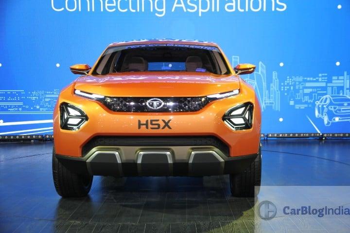 tata hx premium suv concept revealed launch