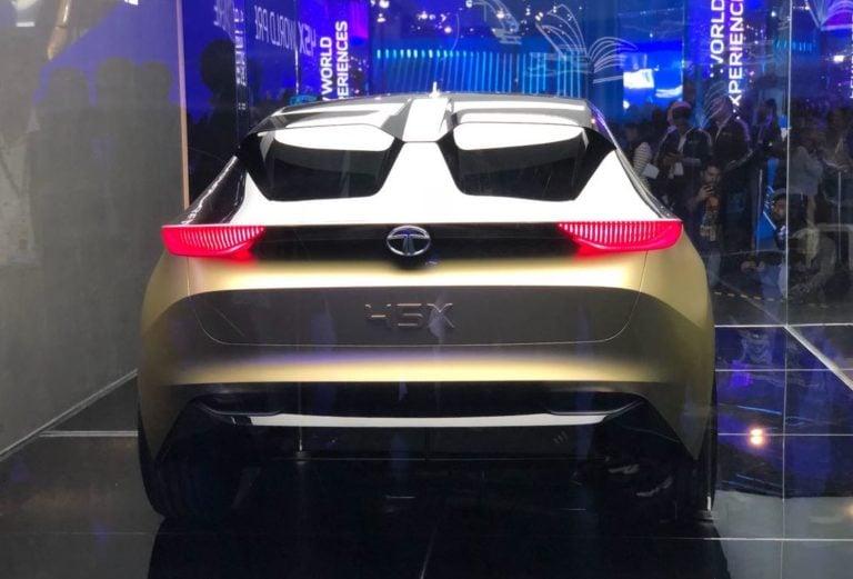 Tata Motors 45X concept based premium hatchback confirmed to debut next month!