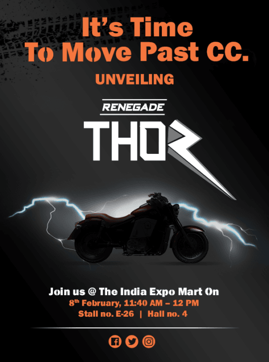 UM Renegade Thor Electric Bike Images