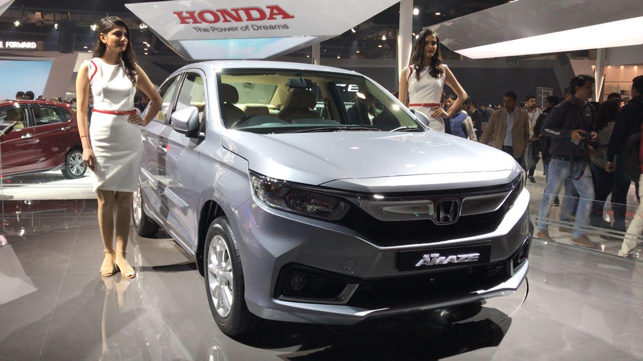 Honda City Amaze Diesel Car Price In India
