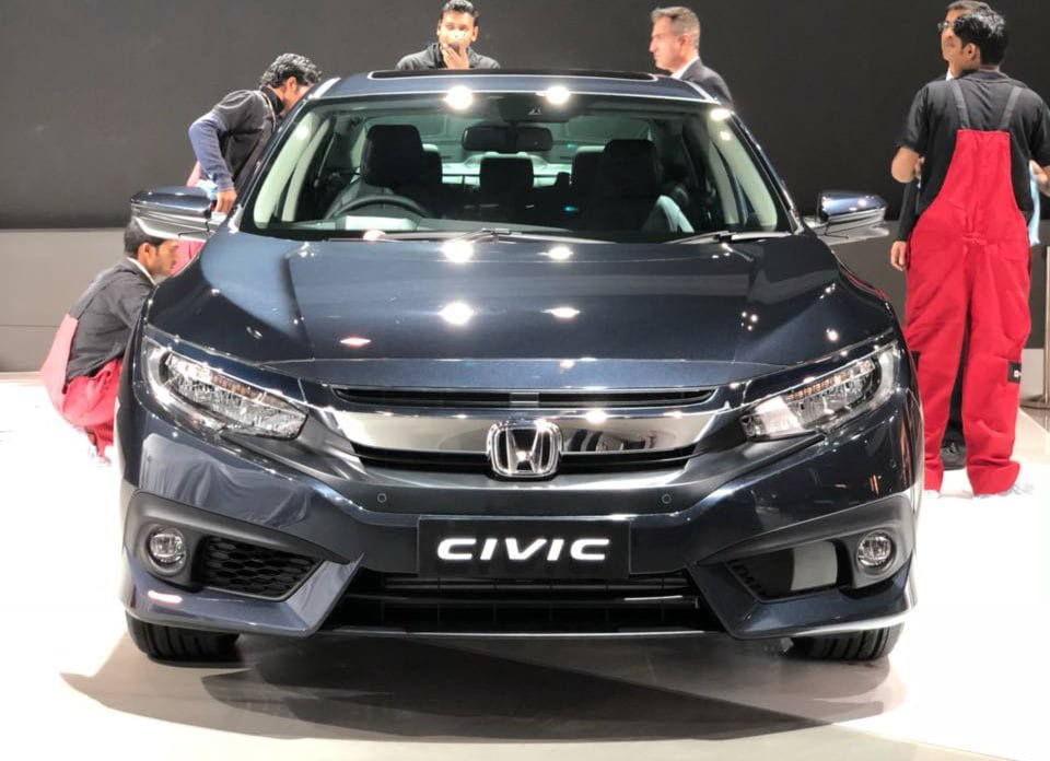 Honda Civic 2019 Price In India Launch Features Specs And Mileage