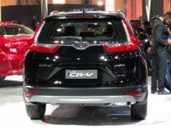 All New Honda CRV 2018 Images