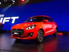 all new maruti suzuki swift images