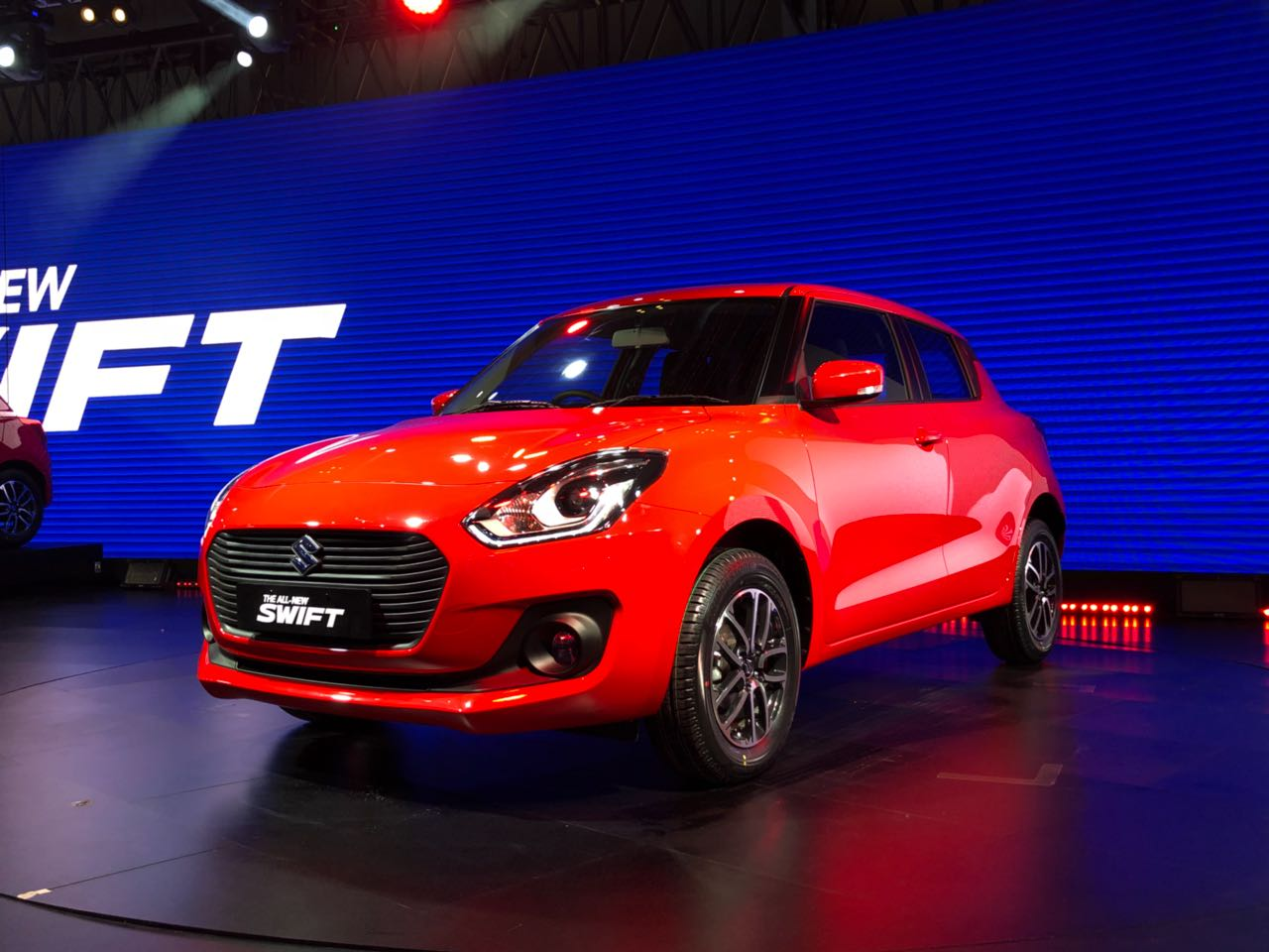 All New Maruti Suzuki Swift Launched, Starting Price - Rs 4.99 Lakh