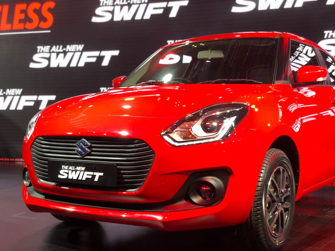 All New Maruti Suzuki Swift Launched Starting Price Rs 4 99 Lakh