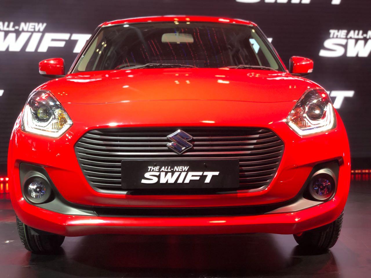 All New Maruti Suzuki Swift Launched Starting Price Rs 4 99 Lakh