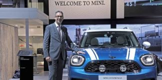 all new mini countryman images