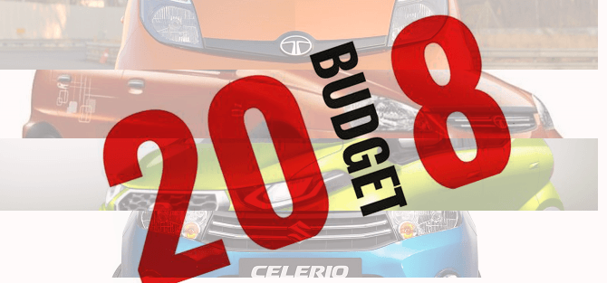 budget 2018 effects on cars image