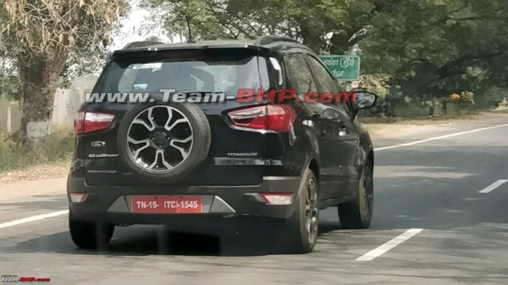 2018 ford ecosport signature edition images rear angle