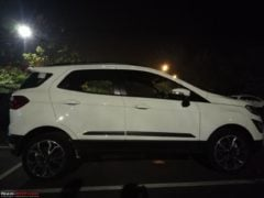 2018 ford ecosport signature edition images side profile