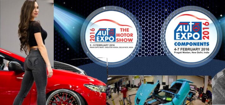 How to Get Passes for Auto Expo 2018?