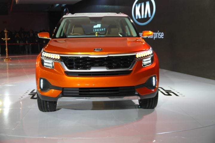Kia Motors India To Launch Five Cars In Just 18 Months