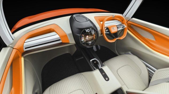 maruti suzuki concept future s images interior dashboard