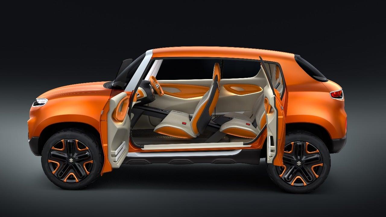 Image result for Suzuki Concept Future S