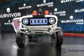 maruti e survivor all new-gypsy images
