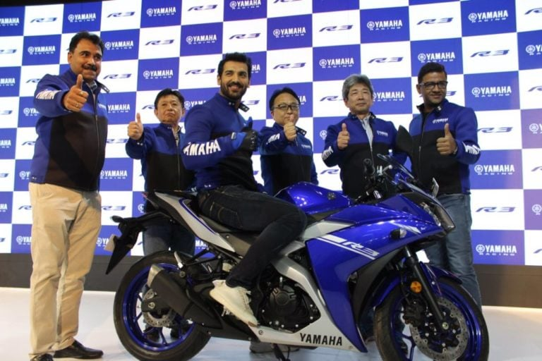 New Yamaha R3 Launched at Auto Expo 2018, Price – Rs 3.48 Lakh