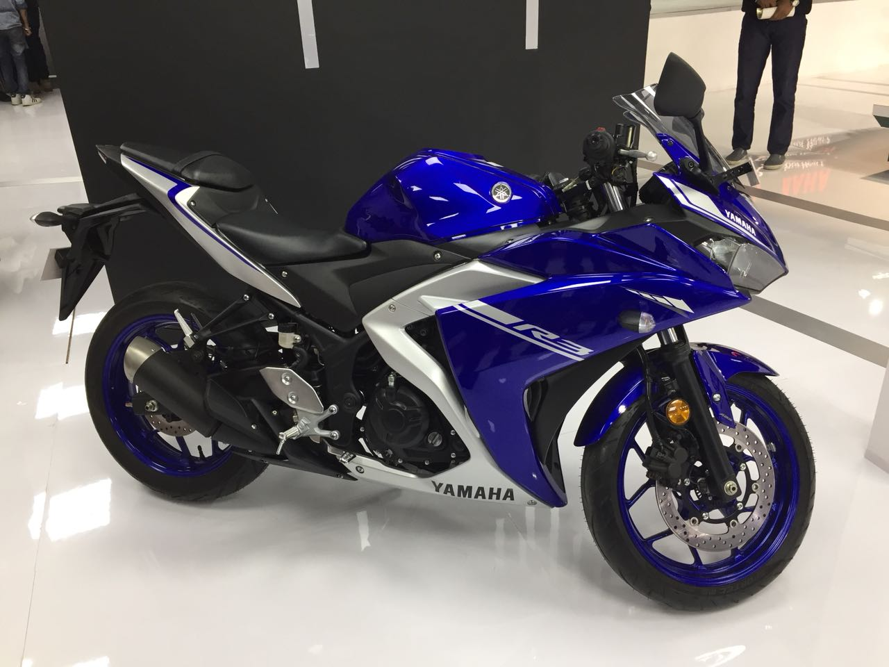 Yamaha R Changes