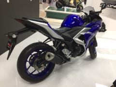 New Yamaha R3 Images