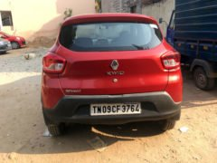 Renault Kwid 1.0 MT Review Images