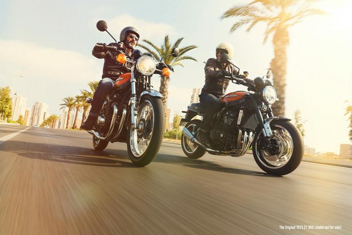 Kawasaki Z900RS Launched in India; Priced At INR 15.3 Lakh