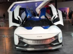 tata tamo racemo electric vehicle images