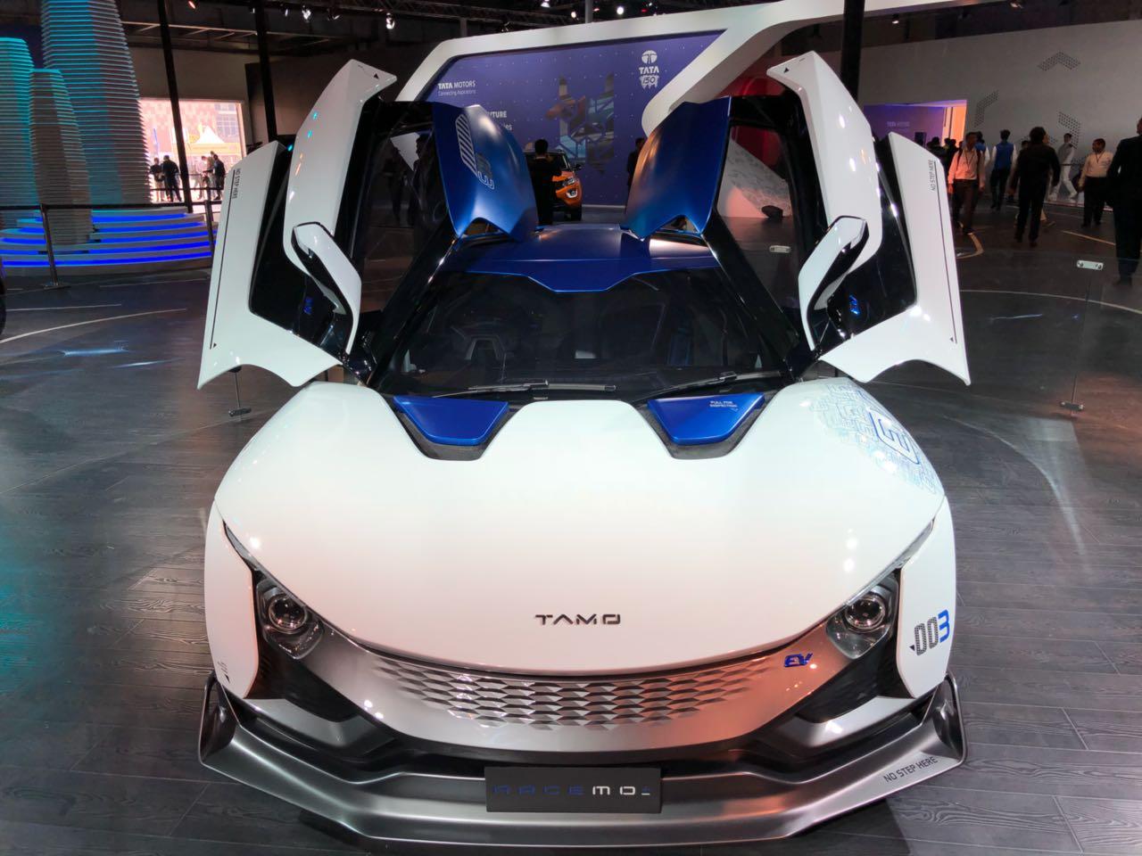 Tata Electric Car In India