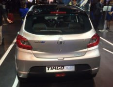 tata tiago electric vehicle images rear
