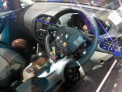 tata tiago electric vehicle images interior steering wheel
