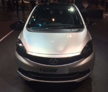 tata tigor electric vehicle images front