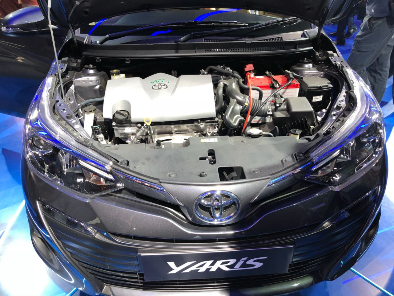 Toyota Yaris Debuts in India at Auto Expo 2018, To Rival Honda City