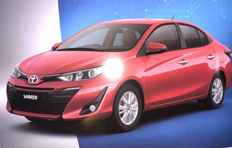 Toyota Yaris Debuts in India at Auto Expo 2018, To Rival Honda City
