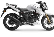 tvs apache rtr200 abs images side profile