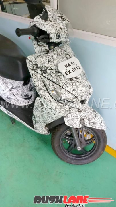 tvs jupiter electric scooter images