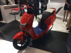 twenty two flow electric scooter images