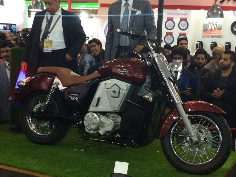UM Renegade Thor Electric Bike Launched, Price – Rs 9.9 Lakh