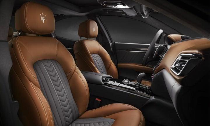 2018 Maserati Ghibli Four