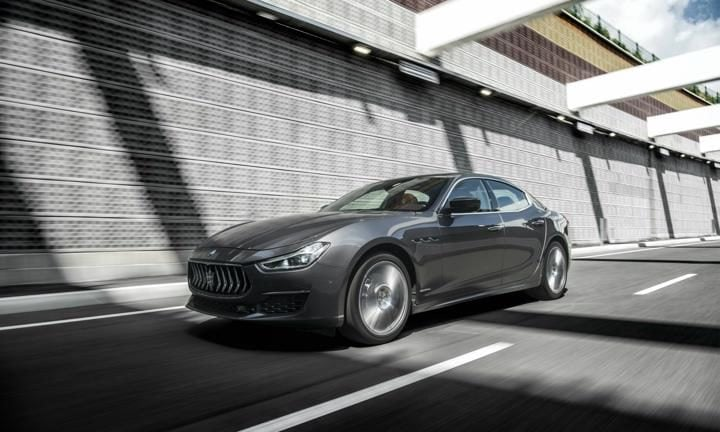2018 Maserati Ghibli Five