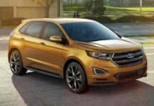 Upcoming ford suv