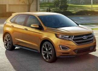 Upcoming ford suv