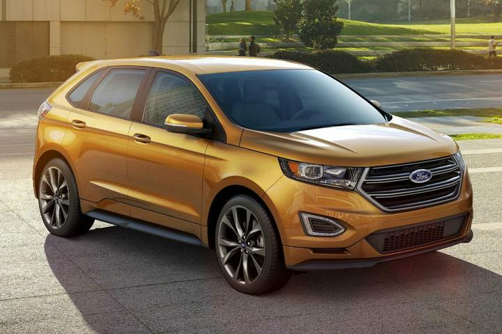 Upcoming Ford New Mid Size Suv To Launch In India By 2021