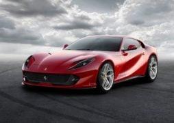 2018 Ferrari 812 Superfast 1