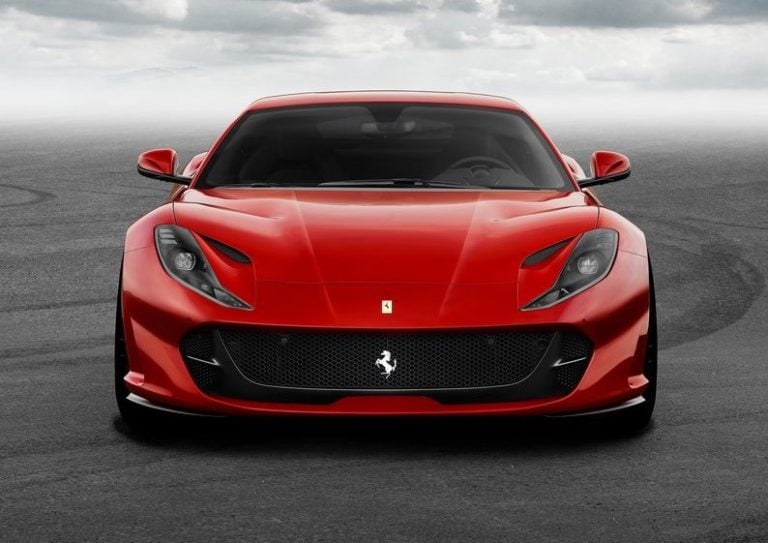 2018 Ferrari 812 Superfast Launched At INR 5.20 Crore