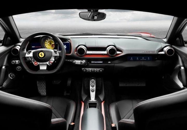 2018 Ferrari 812 Superfast 7