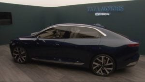 2018 Geneva Motor Show Tata E-Vision Concept 1